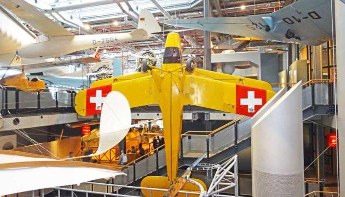 Μία ιδιαίτερη εμπειρία στο Μουσείο Τεχνολογίας Βερολίνου