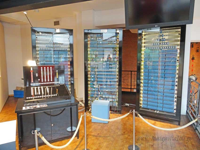 Μια ιδιαίτερη εμπειρία στο Μουσείο Τεχνολογίας Βερολίνου