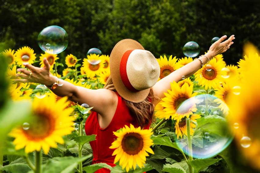 5 απλά βήματα για να έχεις πάντα θετική ενέργεια