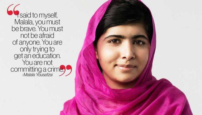 Παραμύθι: Το Mαγικό Mολύβι της Μαλάλα