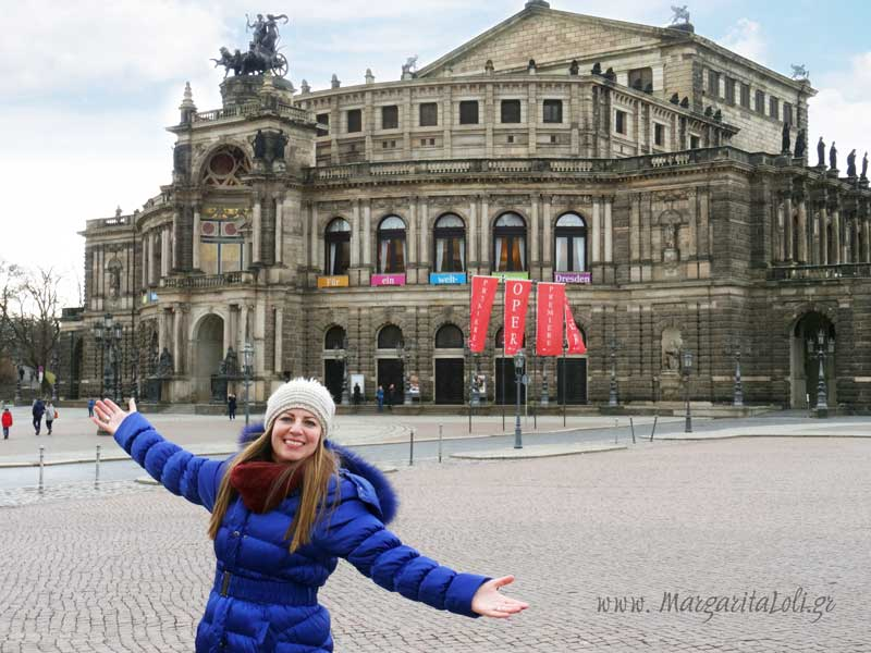 Όπερα της Δρέσδης, Γερμανία
