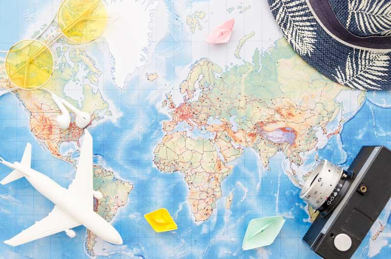 Γιατί μου αρέσουν τα ταξίδια στο εξωτερικό