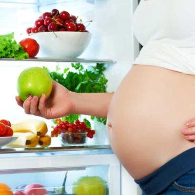 Η διατροφή που με βοήθησε στην εγκυμοσύνη μου