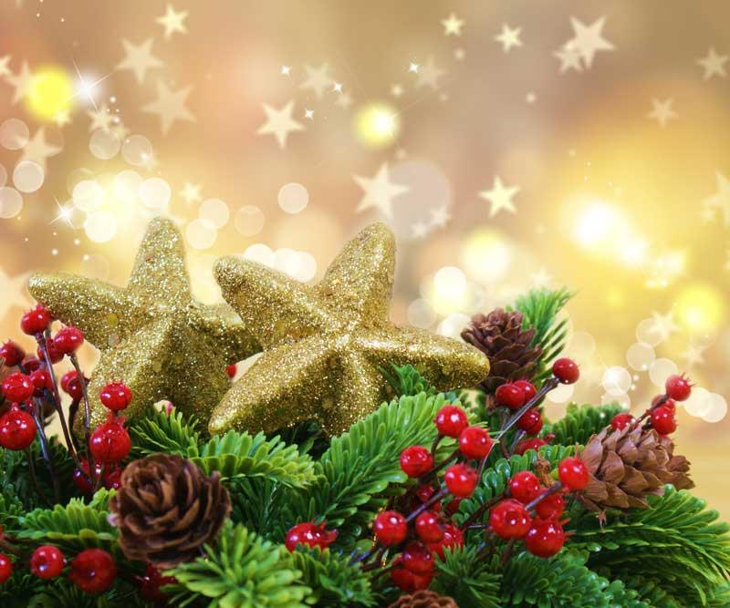 eco friendly Χριστούγεννα