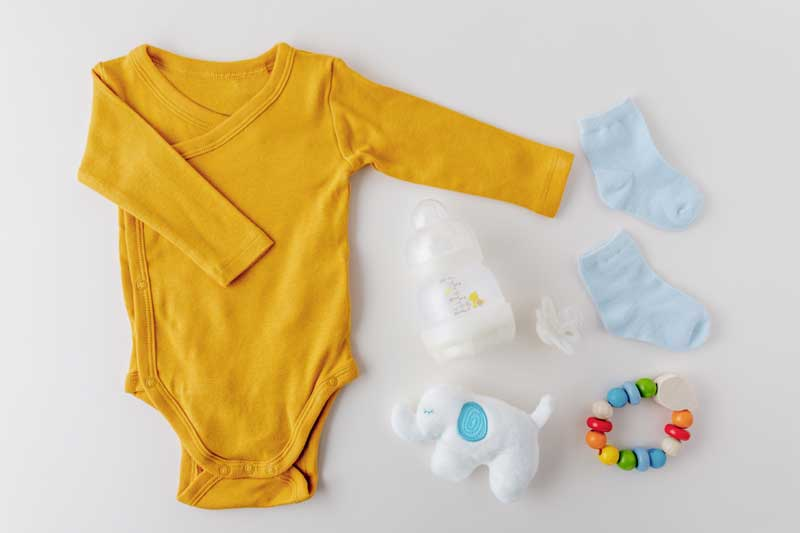 baby shopping therapy
