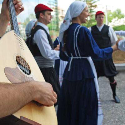 Τι σημαίνουν για εμένα οι ελληνικοί παραδοσιακοί χοροί