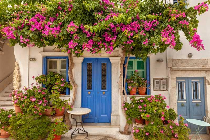 Παραδοσιακό σπίτι στην Τήνο